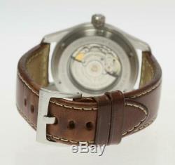 HAMILTON Khaki Field H705450 Automatic Leather Belt Men's Watch 489420