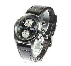 HAMILTON Khaki Field H715660 Day-Date Chronograph Automatic Men's Watch 569266