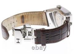 HAMILTON Ventura H245150 Silver Dial Automatic Men's Watch 596379