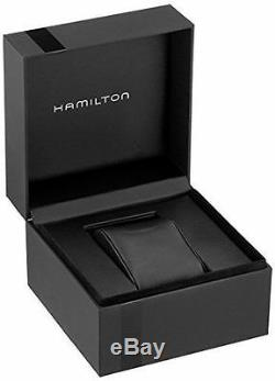 Hamilton H64455523 Men's Khaki King Brown Leather Strap Automatic Watch