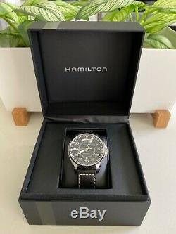 Hamilton Khaki Automatic Pilot 42mm Black H64615735