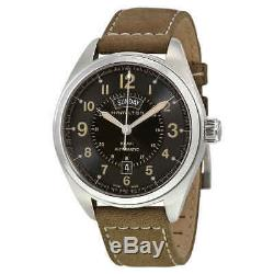 Hamilton Khaki Field Automatic Black Dial Men's Watch H70505833