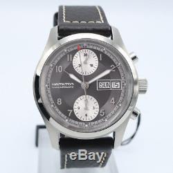 Hamilton Khaki Field Chrono Auto Men's Automatic Watch H71466583-SD