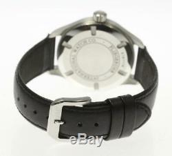 IWC Fliegeruhr Automatic Leather Belt Men's Wrist Watch 460519