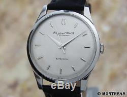 IWC International Watch Co Cal 853 Rare Mens 35mm Automatic Swiss Watch o44