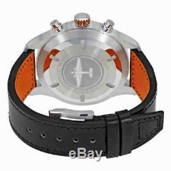 IWC Pilot Black Automatic Chronograph Men's Watch IW377709