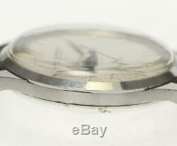 IWC Schaffhausen cal, 853 Automatic Leather belt Men's Watch 461454