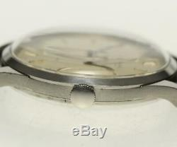 IWC Schaffhausen cal, 853 Automatic Leather belt Men's Watch 485975