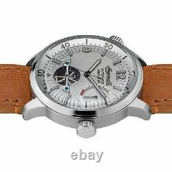Ingersoll Men's The New Orleans Gents Automatic Watch I07802 NEW