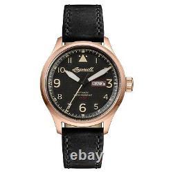 Ingersoll Mens Bateman Automatic Watch I01803 NEW