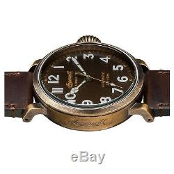 Ingersoll Mens Linden Automatic Watch I04801 NEW