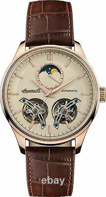 Ingersoll The Chord Men's Automatic Watch I07203 NEW