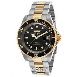 Invicta 8927C Men's Pro Diver Black Dial Automatic Dive Watch