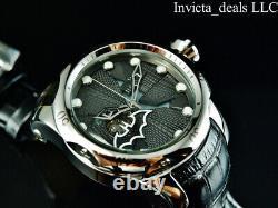 Invicta Men's 52mm DC Comics Venom BATMAN AUTOMATIC BLACK Dial Limited Ed Watch