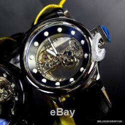 Invicta Russian Diver Ghost Bridge Automatic Silver Tone 14212 52mm Watch New