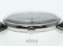 JUNGHANS Maxbill 027.4601.1005-1371 black Dial Automatic Men's Watch 600393