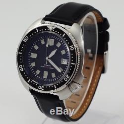 Japan Tuna Diver Automatic wrist watch Mens Turtle 6105-8110 Sharkey MOD DIY
