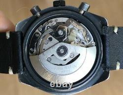 LE JOUR PVD CHRONOGRAPH 41m AUTOMATIC Cal. Valjoux 7750 VINTAGE WATCH FOR MEN