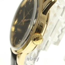 LONGINES Conquest Heritage L1.611.8 18K Pink Gold Automatic Men's Watch 529295