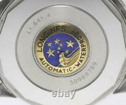 LONGINES Conquest Heritage L1.641.4 Chronograph Automatic Men's (s) 514150