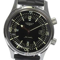 LONGINES Legend diver L3.674.4 Date black Dial Automatic Men's Watch(s) 527163