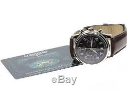 LONGINES Master collection L2.629.4 Chronograph Automatic Men's Watch 548065