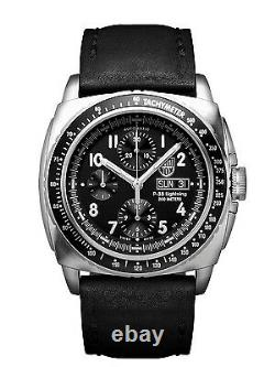 LUMINOX P-38 Lightning Chronograph Day/Date Automatic Watch A. 9461