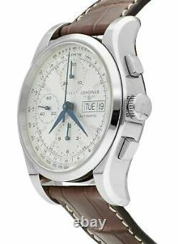 Longines Heritage Chronograph Automatic 40mm Men's Watch L2.747.4.72.2