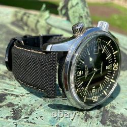 Longines Heritage Legend Diver Automatic Wrist Watch 42mm