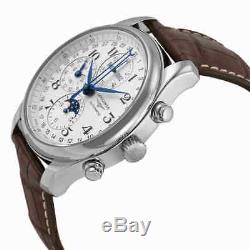 Longines Master Collection Moonphase Automatic Chronograph 42 mm Men's Watch
