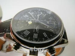 Longines Master Collection Moonphase Chronograph Automatic L2.673.4.51.7