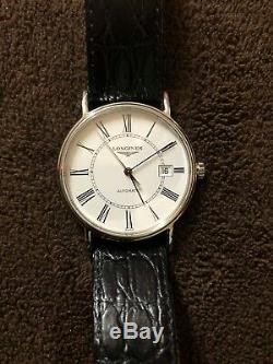 Longines Presence Automatic Men's Watch L4.921.4 Case Size 38mm.