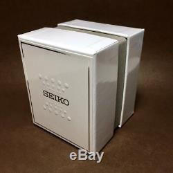 MADE in JAPAN SEIKO 5 Sports SRPB89J1 Automatic 100m Original Box & Manual