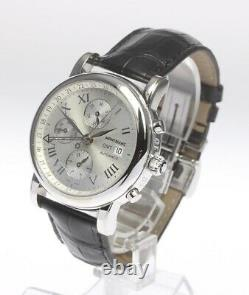 MONTBLANC GMT Chronograph 7067 Automatic Men's Watch(a) 480824