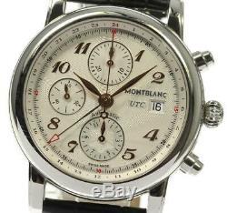 MONTBLANC Timewalker UTC Chronograph Automatic Men's Watch 515706