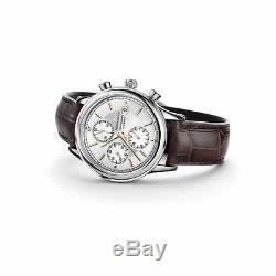 Maurice Lacroix LC6158-SS001-130 Men's Les Classiques Silver-Tone Automatic