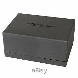 Maurice Lacroix LC6158-SS001-330 Men's Les Classiques Silver-Tone Automatic