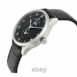 Maurice Lacroix MP6707-SS001-310-1 Men's Masterpiece Tradition Black Automatic