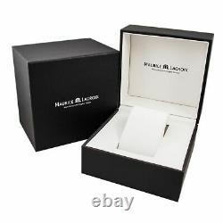 Maurice Lacroix PT6368-SS001-330-1 Men's Pontos Black Automatic Watch