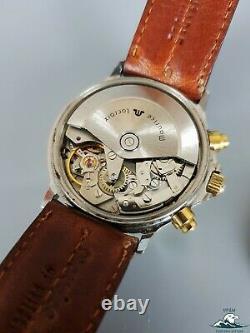 Maurice Lacroix Phase De Lune ETA 7751 Automatic Gold/Steel