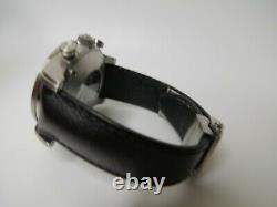 Maurice Lacroix Pontos Chronograph Watch Automatic PT6288 43mm Panda