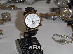 Men's Bulova Moonphase Automatic Chronograph Valjoux 7751 ONLY 1 4 SALE AT TIME