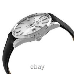 Milus Snow Star Heritage Automatic Silver Dial Men's Watch HKIT001