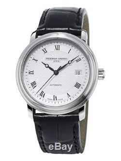 NEW Frederique Constant Men's FC-303MC4P6 Classics Automatic Leather Luxe Watch
