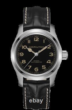 NEW Hamilton H70605731 Murph 42mm Automatic Standard Box Watch