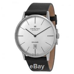 NEW Hamilton Intra-Matic Men's Automatic Watch H38755751