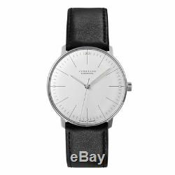 NEW Junghans Max Bill Men's Automatic Watch 027/3501.00