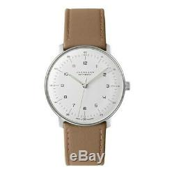 NEW Junghans Max Bill Men's Automatic Watch 027/3502.00