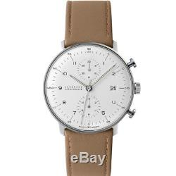 NEW Junghans Max Bill Men's Automatic Watch 027/4502.00
