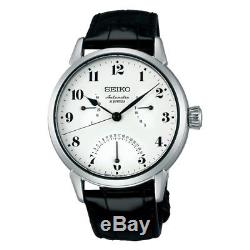 NEW SEIKO SARD007 PRESAGE Automatic Men's Leather Band Waterproof WatchOffer